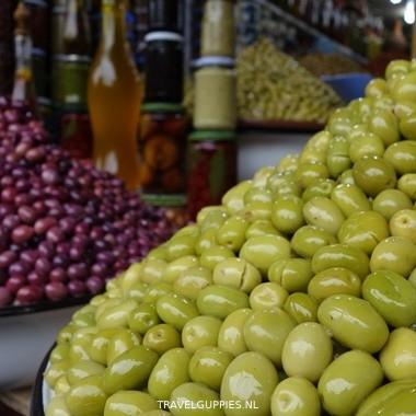 Olijven_Marrakech