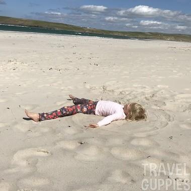 Liene_op_strand