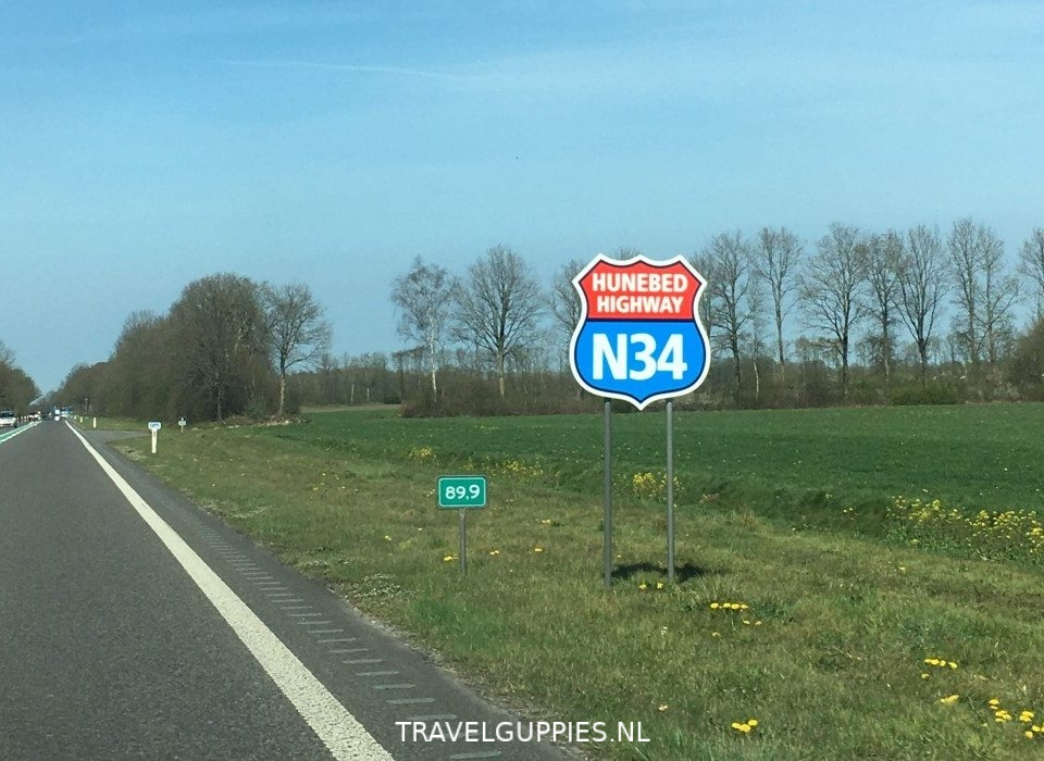 Hunebed Highway Drenthe