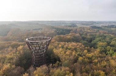 Forest Tower Denemarken | Travelguppies