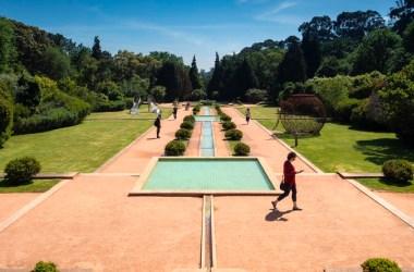 Serralves Park Portugal