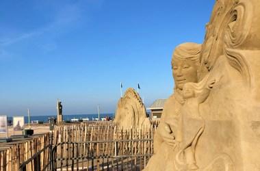 Zandsculpturenfestival Zandvoort