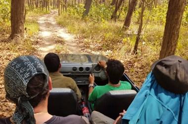 Jeepsafari Nepal