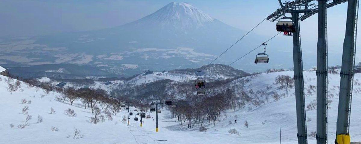 Skigebied Niseko