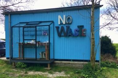 No Waste kast