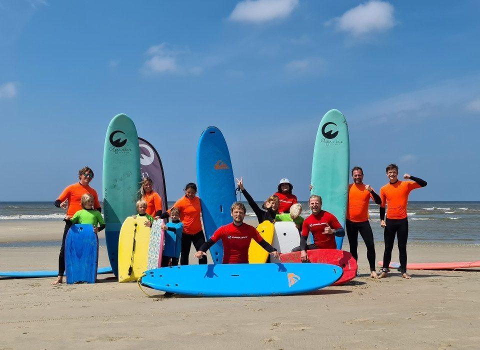 Laguna Beach Groepsfoto