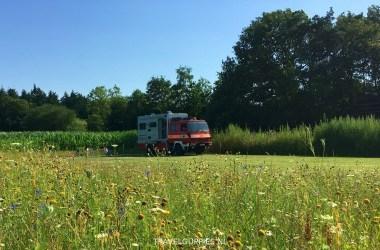 Camperplek Schoneveld