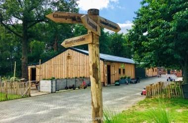 Speelplaats Camping Schoneveld