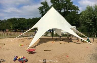 Zandbak Camping Schoneveld